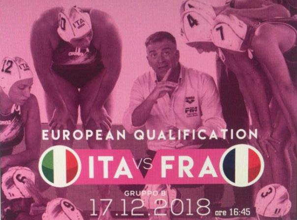 ITALIA VS FRANCIA, ad Avezzano le qualificazioni per la World League