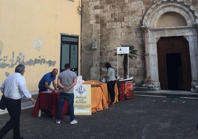 """La DMC Il Cammino del Perdono presenta """"Sui Passi dei Papi"""""""