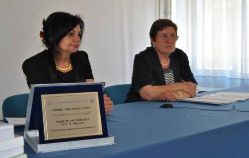 """All'IIS """"E.Majorana"""" la 5ª edizione del premio """" Niki Aprile Gatti"""""""