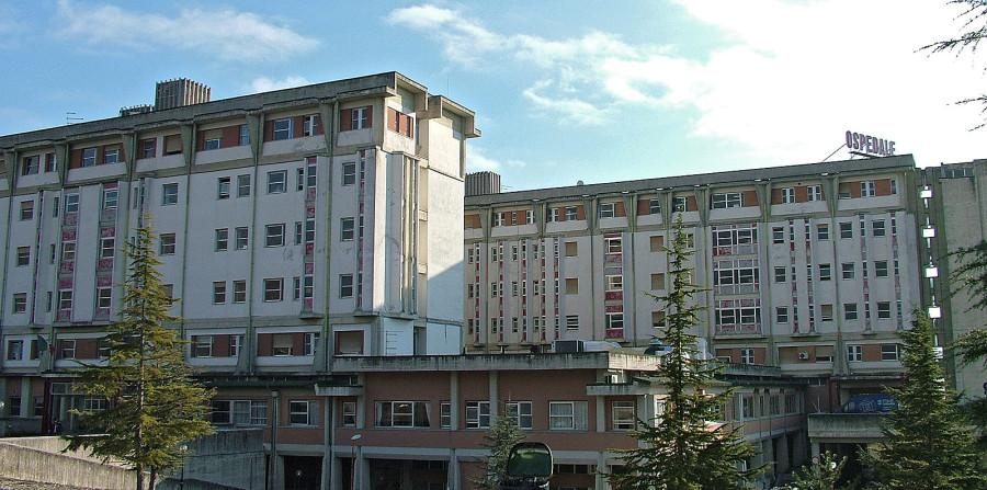 Ospedale di Avezzano, oltre 3,5 milioni di interventi
