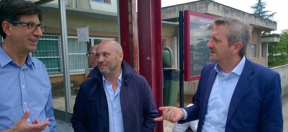 Ospedale di Avezzano: in arrivo 3 milioni e mezzo per migliorare la qualità dei reparti