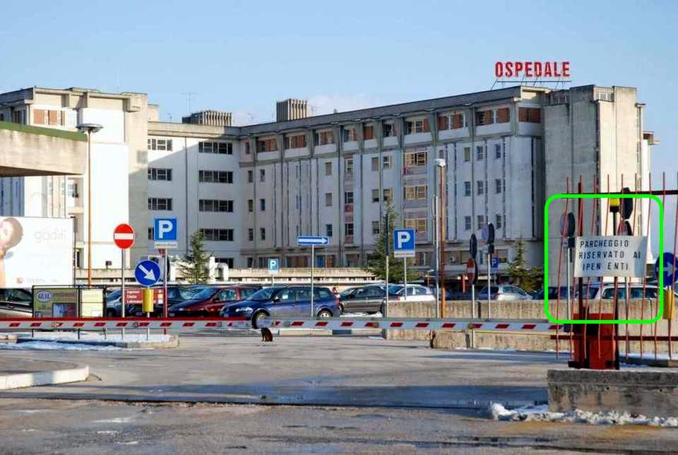 """Ospedale di Avezzano, Di Bastiano tira per la giacca il sindaco """"Ridisegnare la logistica dei parcheggi"""""""