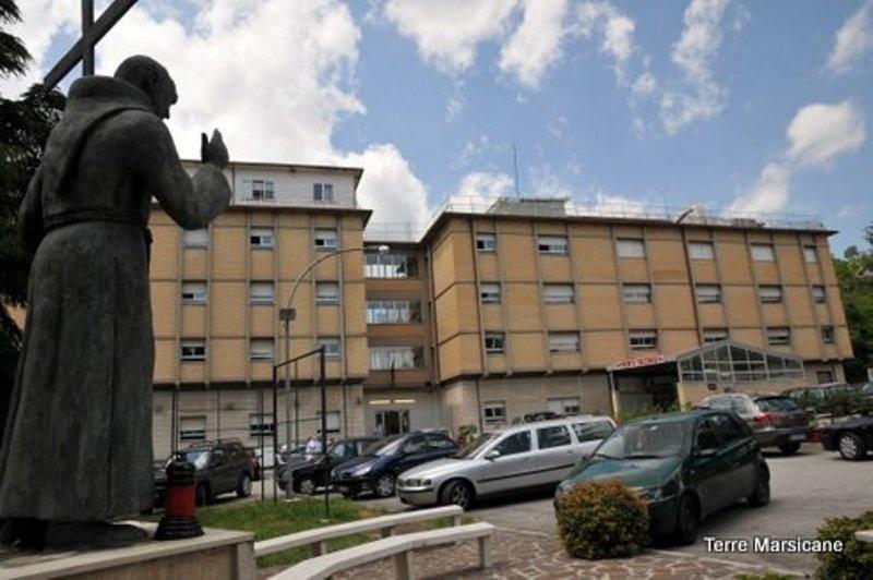 Tagliacozzo, domani arriva Paolucci per discutere dell'ospedale riabilitativo