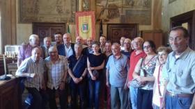 Progetto orti urbani, il sindaco Gabriele De Angelis assegna i primi lotti ai cittadini