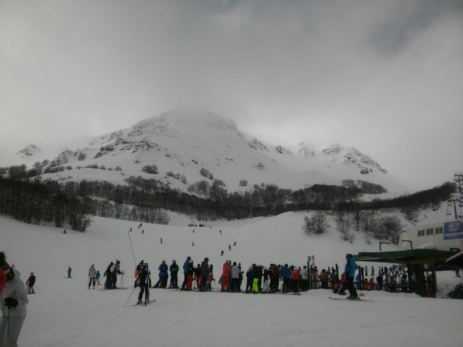 L'Ovindoli Mountain Festival Winter Edition parte con il sole nel cuore: 10000 presenze solo il primo giorno