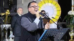 Padre Riziero presenta il nuovo disco