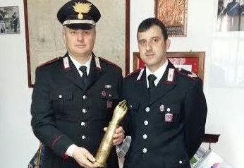Dopo 25 anni i carabinieri riportano a Paganica una reliquia di San Giustino