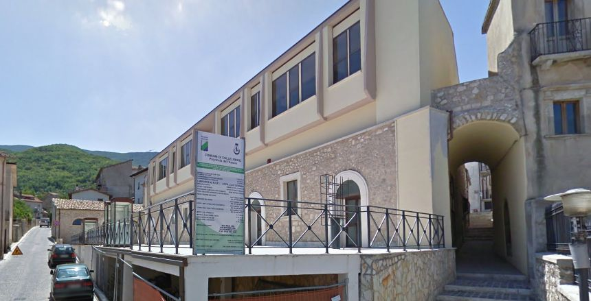 In arrivo 300 mila euro per il Palazzo Botticelli di Collelongo
