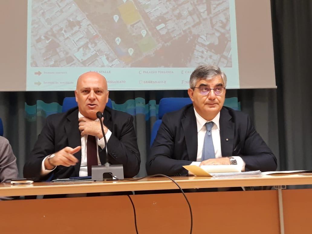 Sottoscritta concessione finanziaria (4milioni700mila euro) per valorizzazione Villa Torlonia