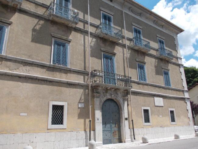40° Giornata Nazionale ADSI a Palazzo Sipari a Pescasseroli