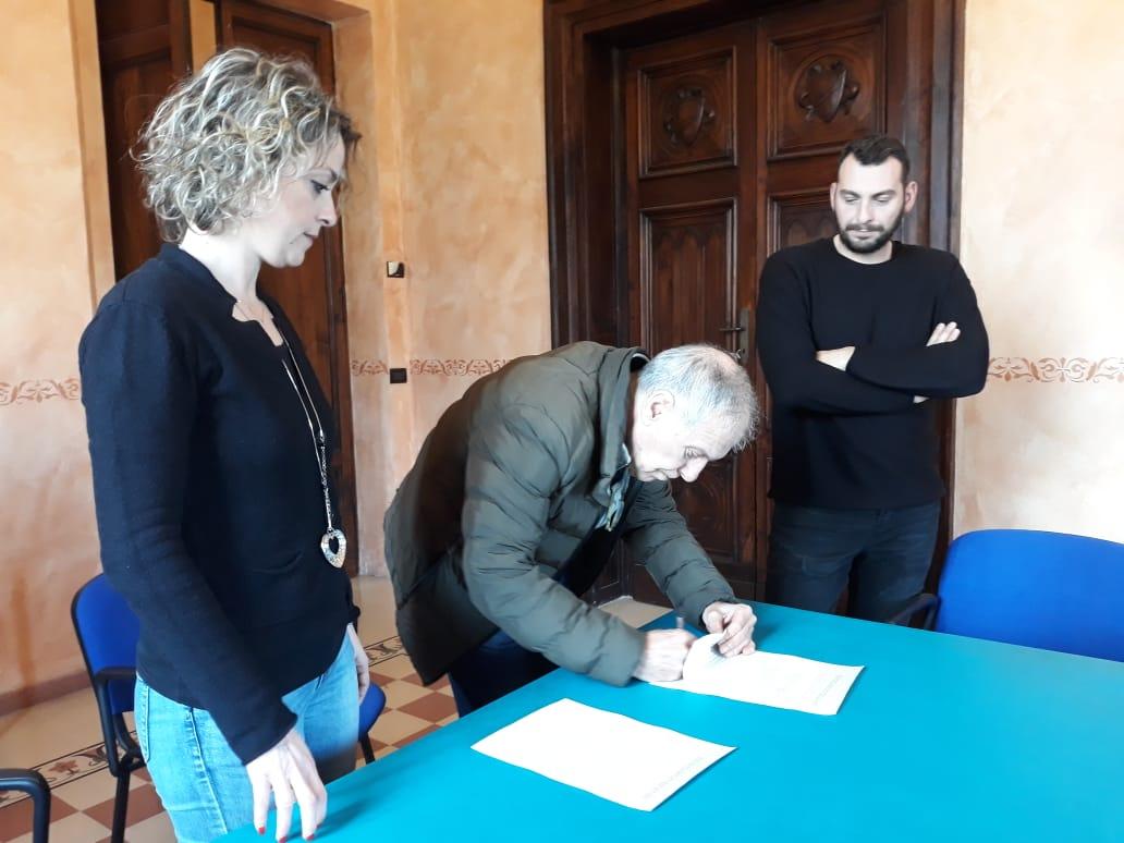 """Avezzano """"Exercise 2019"""" firmata convenzione con Radio Monte Velino"""