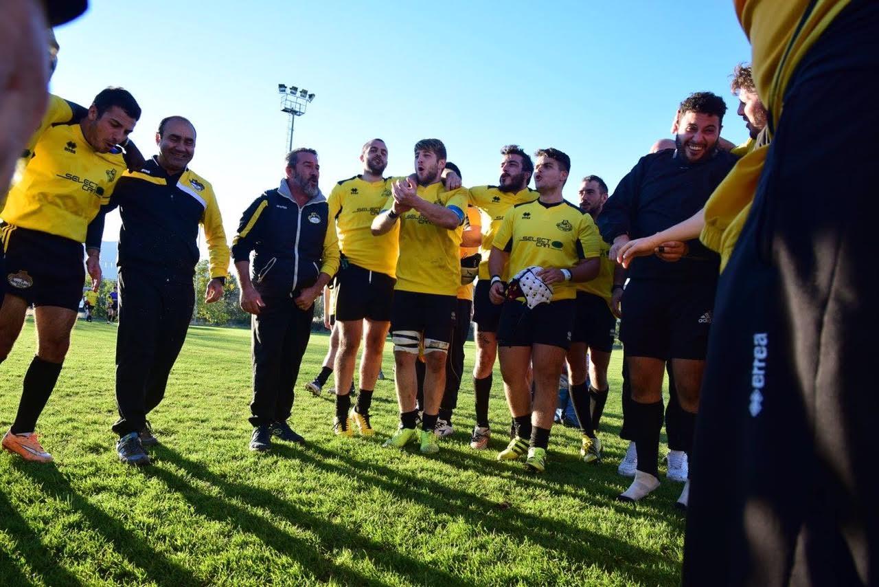 Serie B: l'Avezzano Rugby perde a Roma