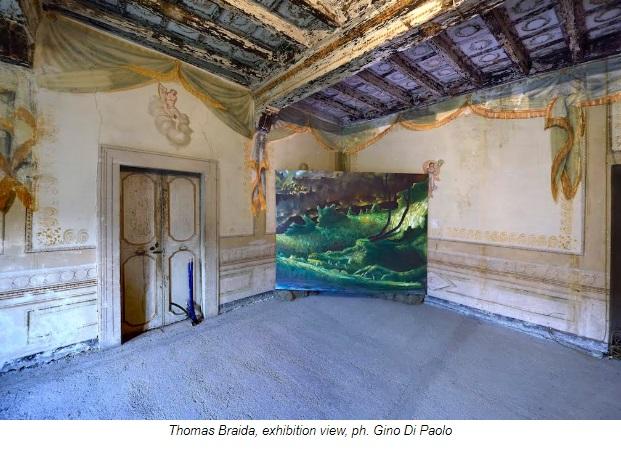 """A Pereto """"Il tempo svogliato"""", le opere di 17 artisti in mostra in tutto il borgo"""