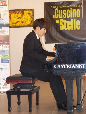 """Arriva la VI edizione del Festival Internazionale """"Momenti Musicali"""" dedicato al Maestro Pietro Iadeluca"""