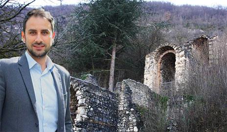 Cunicoli di Claudio , le precisazioni del consigliere Pierluigi di Stefano
