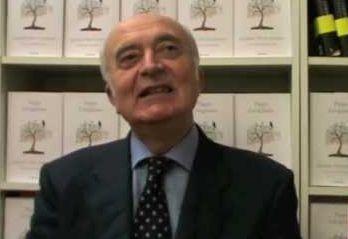 L'ex portavoce dell'Opus Dei Pippo Corigliano presenta il suo ultimo libro