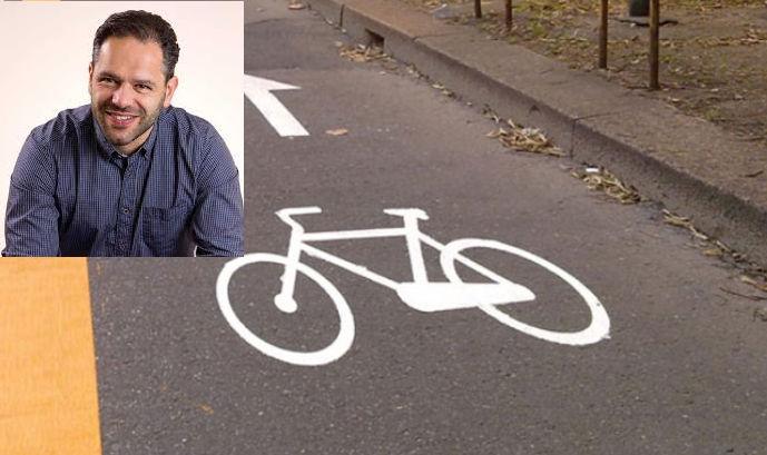 """Piste ciclabili, Eligi (M5S) """"Ripensare la mobilità tenendo conto dell'integrazione di diversi modi di spostarsi"""""""