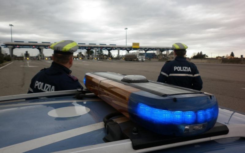 Salvaguardia distaccamento Polizia Stradale di Sulmona e Castel di Sangro, Caruso incontra Ciucci