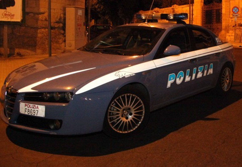 L'Aquila, arrestato giovane albanese per lesioni e resistenza a pubblico ufficiale