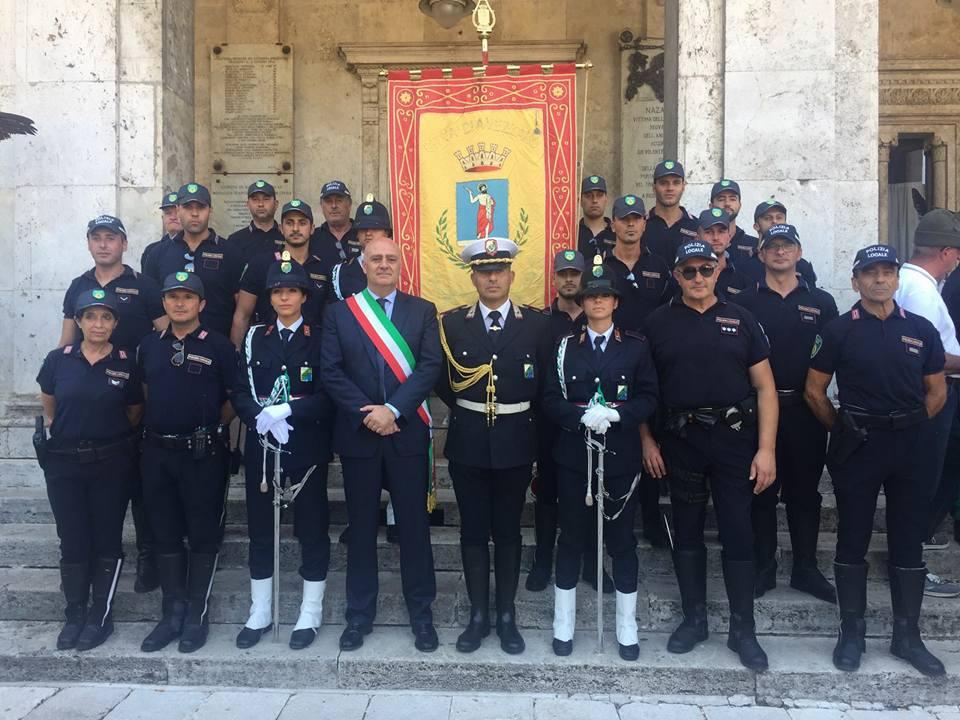 Torna il tradizionale appuntamento con la festa di San Sebastiano, patrono della Polizia Locale della Marsica