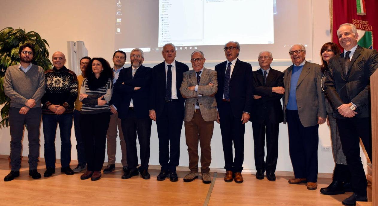 """I vincitori del Premio """"Guido Polidoro"""""""