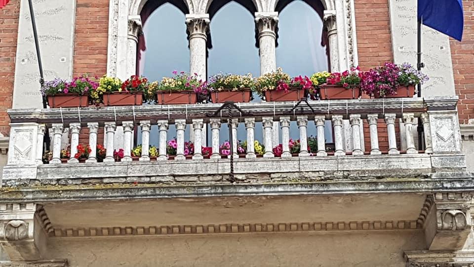 Avezzano in fiore. nasce il concorso per chi abbellisce balconi, davanzali e vetrine