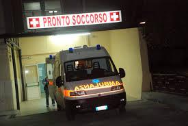 Dà di matto al pronto soccorso, denunciato dai carabinieri per danneggiamento e interruzione di pubblico servizio