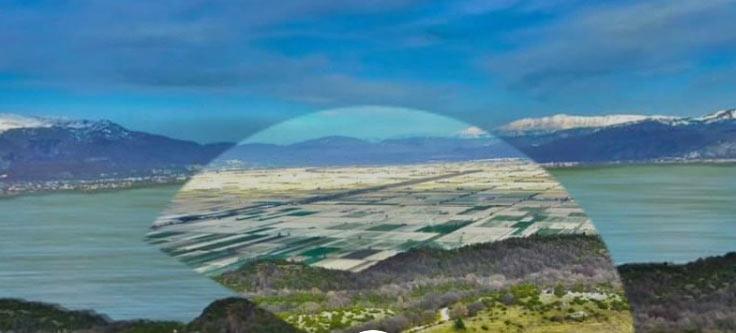 Torlonia prosciuga il Lago del Fucino, breve storia