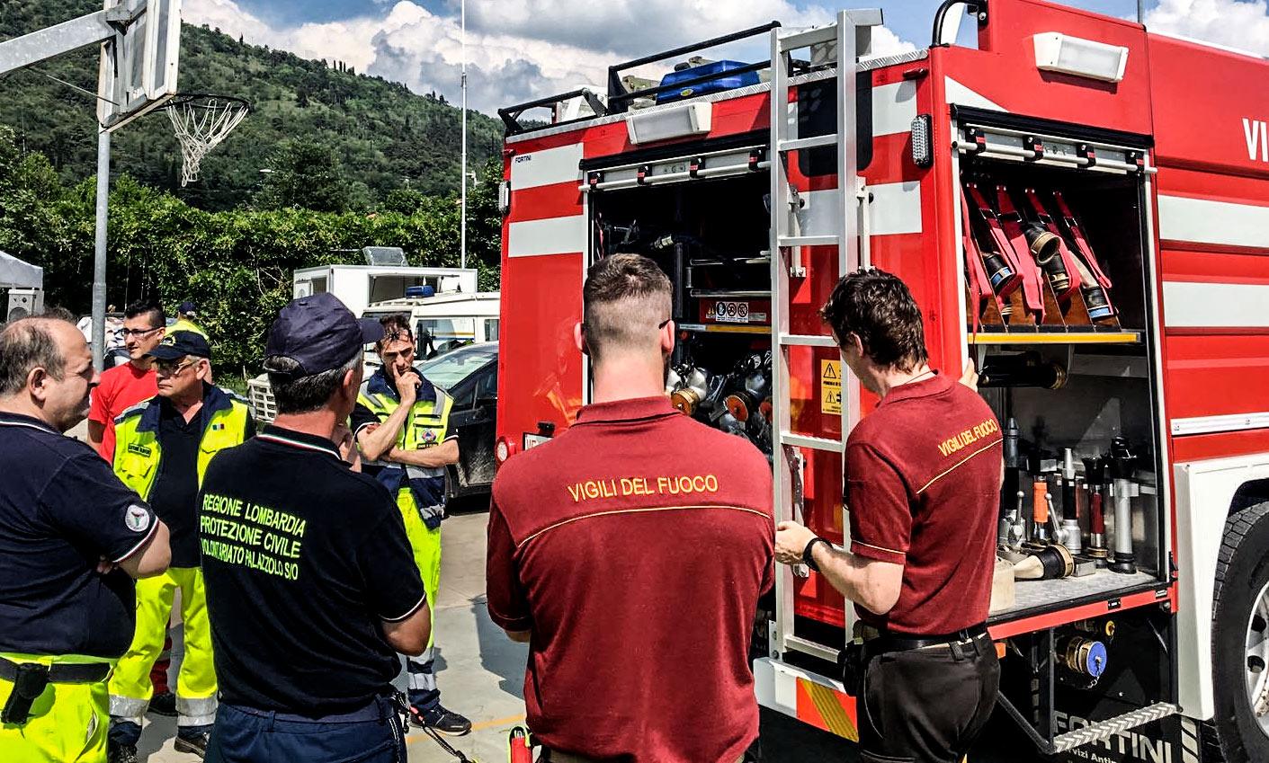 EXERCISE2019, conto alla rovescia per la grande esercitazione di protezione civile della Città di Avezzano