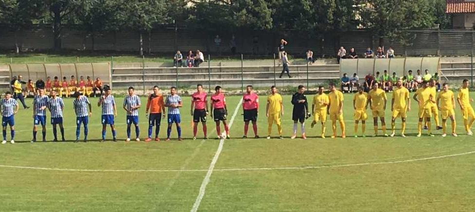 Luna Park Angizia, con il Pucetta finisce 6-0