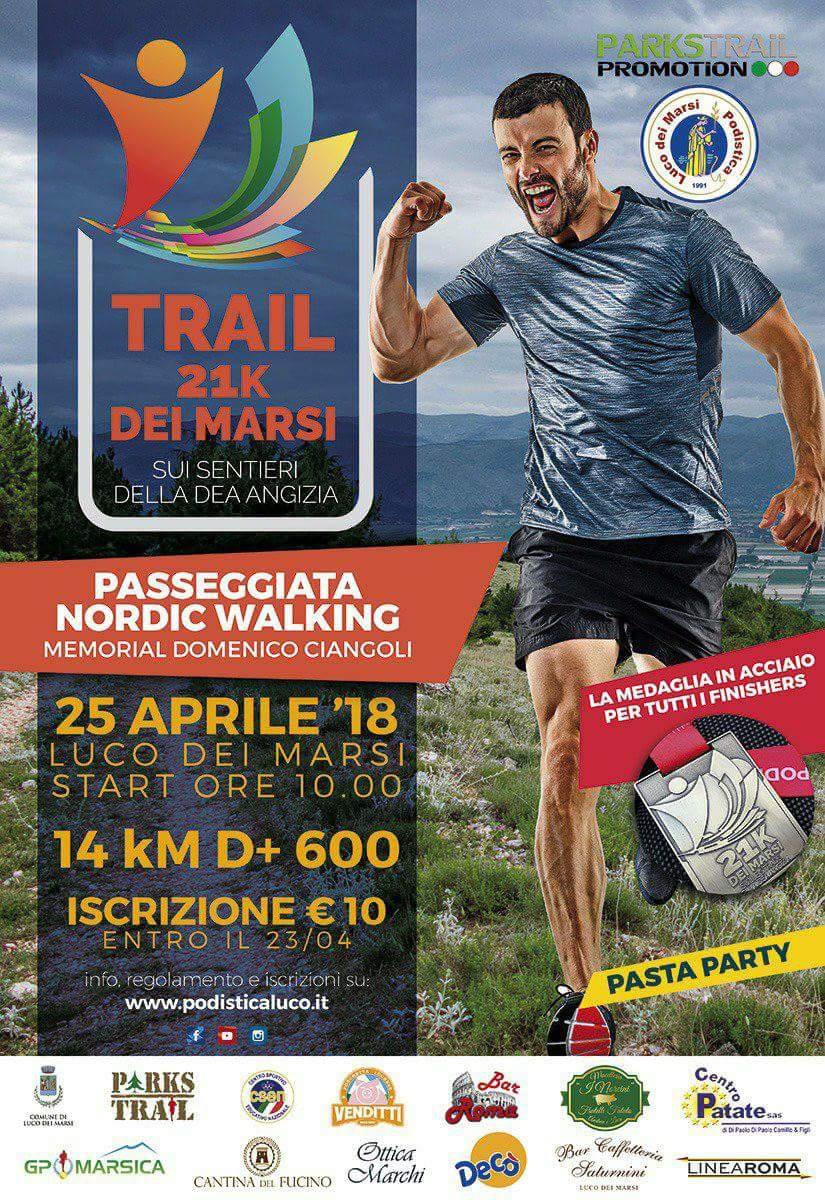 Trail 21k Luco Dei Marsi