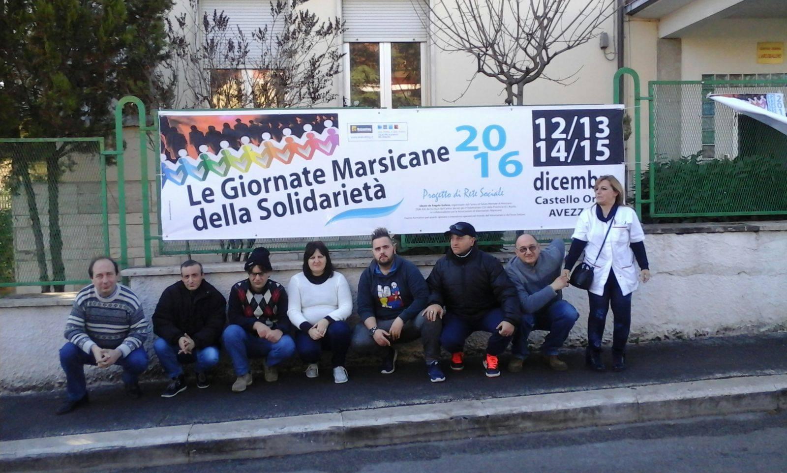 Al via le giornate marsicane della Solidarietà