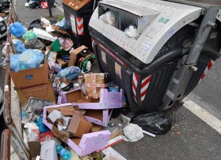 Indifferenziati in arrivo da Roma e dal Lazio: cifre incongruenti e informazioni non sufficienti, il WWF Abruzzo invoca chiarezza