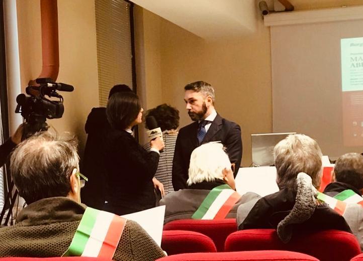 Riqualificazione di Via Borgo Vecchio e di Largo Capoccio a Tagliacozzo, grazie ai fondi Masterplan