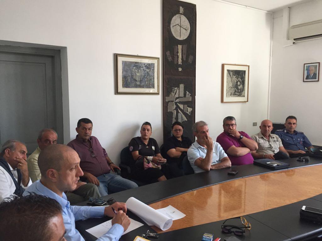 Emergenza incendi, riunione a Celano per monitorare le aree a rischio
