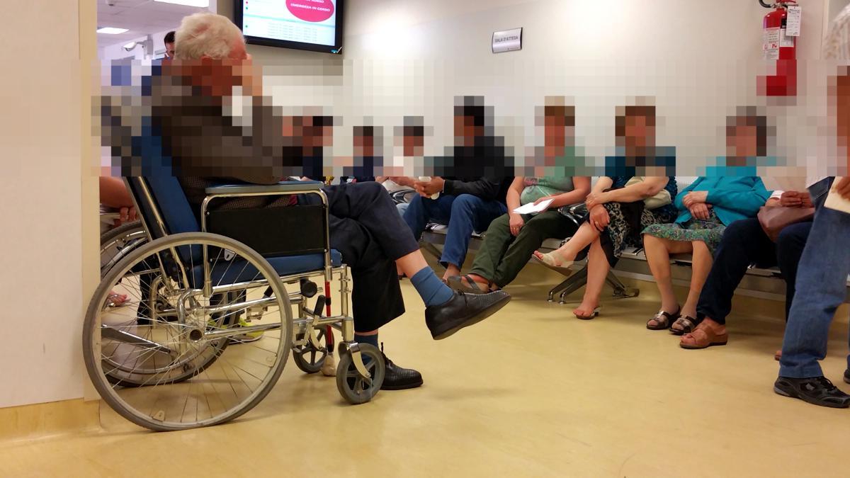 Attese interminabili per i pazienti e carenza di personale al Pronto Soccorso: l'allarme della Cisl