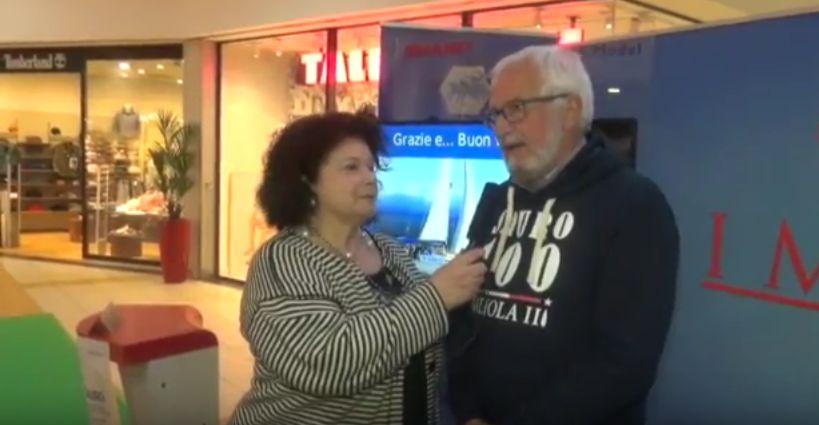 La Pro Loco incontra l'ammiraglio Romano Sauro nipote dell'eroe Nazario (video)