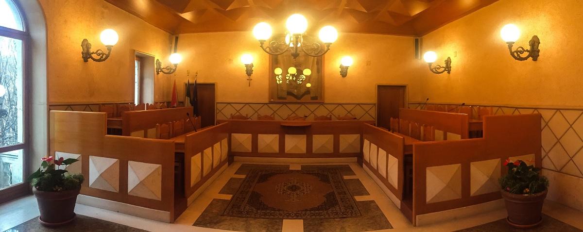 L'8 marzo la Sala consiliare del comune di Tagliacozzo si tingerà di rosa