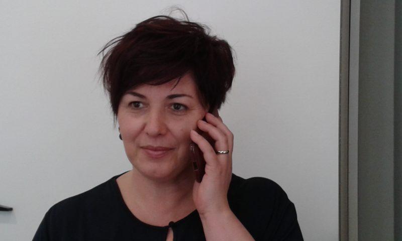 """Roberta Maiolini: """"Si chiude una porta si apre un portone"""""""