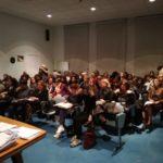 Avezzano, Exercise 2019, consegnati i questionari agli insegnati dell'istituto scolastico Corradini-Pomilio