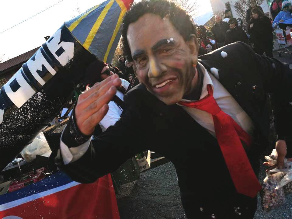 Grandissimo successo per la quarantesima edizione del Carnevale di Pescina