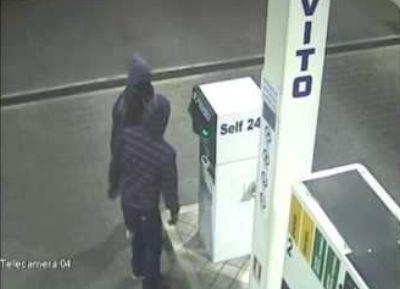 Nuovo assalto a un distributore di benzina