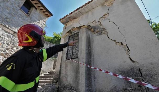 Ricostruzione post terremoto: esteso il cratere ad altri 9 comuni