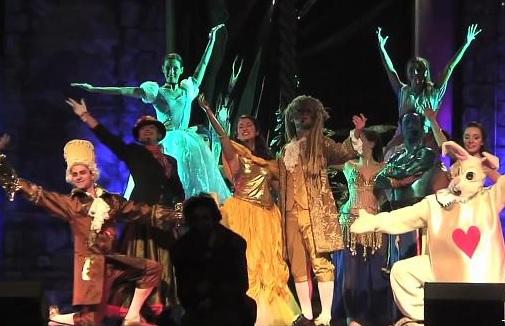 Va in scena al Castello Orsini il musical Hollywood La Fabbrica dei Sogni