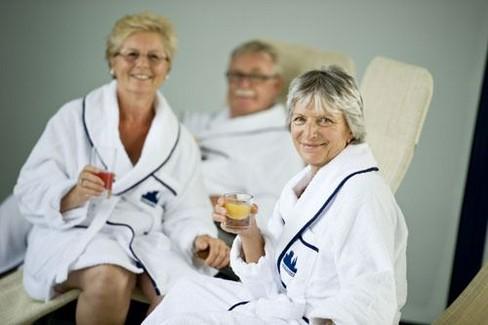 Soggiorni termali per anziani
