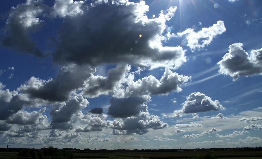 Sole e temporali, continua l'incertezza