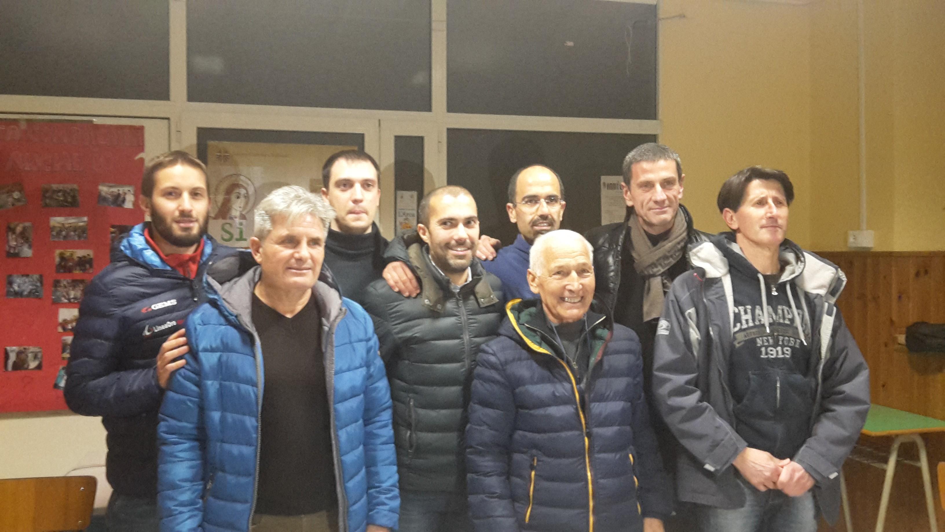"""La Sporting club Usa Avezzano si prepara per la 85esima edizione della """"Cinque Mulini"""""""