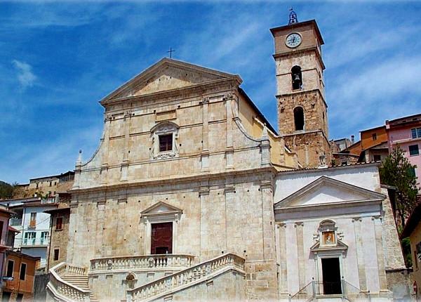 Domani su Rai 1 in diretta la messa celebrata nella chiesa parrocchiale di Scurcola Marsicana
