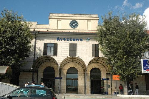 Manifestazione per la tutela del territorio ad Avezzano