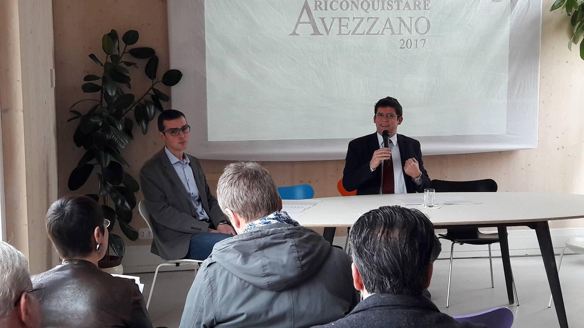 Riconquistare Avezzano: ecco la lista dei candidati a sostegno di Stefano D'Andrea